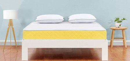 Sleepwell SleepX  Mattress Review, Top Memory Foam Mattress