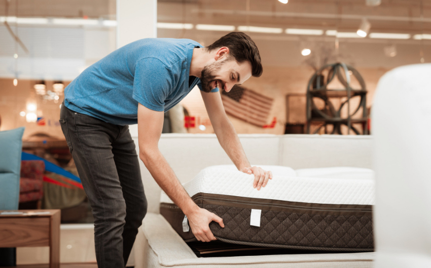 Choosing The Size of The Mattress